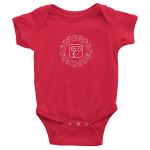 Infant Onesie – Red Earth