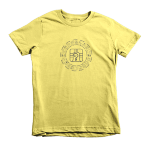 Kids T – Yellow Warrior