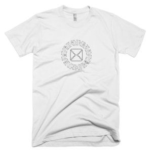 Men's T – White Mirror