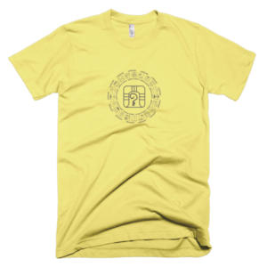 Men's T – Yellow Warrior