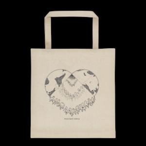 Tote bag – Heart