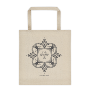 Tote bag – Star mandala