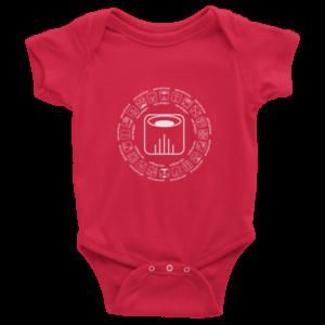 Infant Onesie – Red Dragon