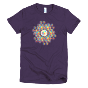 Women's: Cube of the Law – Shine